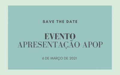 Apresentação da APOP – 6 de março de 2021
